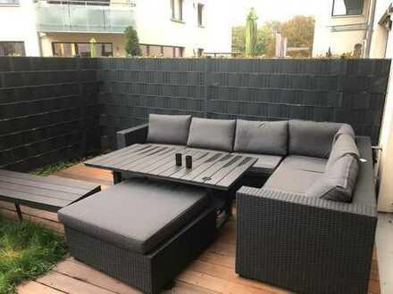 Wohnen in der City - Exklusive 4-Zimmer-Maisonette-Wohnung mit EBK