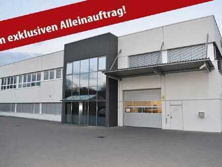 Modernes Gewerbeanwesen in TOP-Lage an der A8 bei Pforzheim!