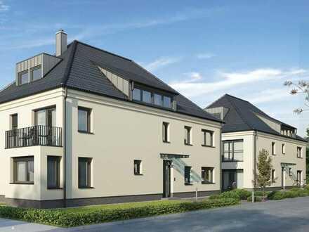 E & Co. - Gut geschnittene 3 Zimmer Wohnung mit Süd/West Balkon. Neubau/Erstbezug.
