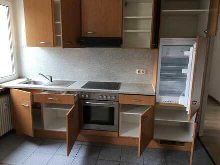 Gepflegte 2-Raum-Wohnung mit Einbauküche in Hünfeld