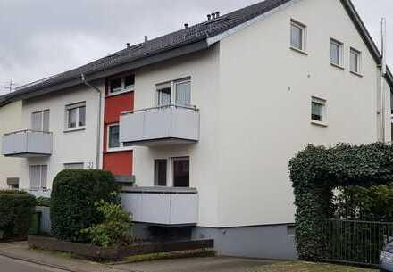 Moderne 2-Zimmer Wohnung mit zwei Balkonen
