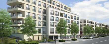 Erstbezug mit EBK und zwei Balkonen: exklusive 3-Zimmer-Wohnung in Ladenburg