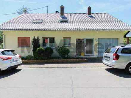 Wohnen mit Blick über Bammental: Moderne 4-Zi.-ETW mit Balkon in zentraler, ruhiger Lage