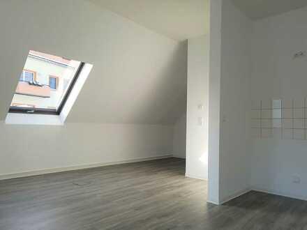 Frisch sanierte 1-Zimmer Wohnung in Amtsberg - Einbauküche möglich!