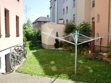 ruhig gelegene 3 Zi- Eigentumswohnung mit Einbauküche in der Kronfeldstr z.Zt. vermietet