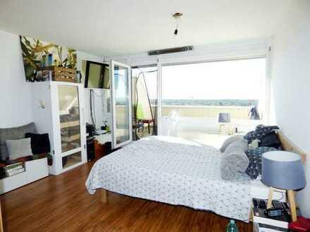 * Helle 1-Zimmer-Wohnung mit Terrasse in Tettnang! *