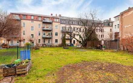 Exklusive 2-Zimmer-Wohnung in Dresden