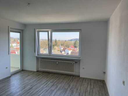 Wohnung in Zentrumsnähe mit Traumaussicht.
