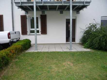 Gemütliche 2 Zimmer Terrassenwohnung in schöner Feldrandlage in Heidenfahrt
