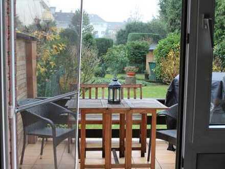 sehr schöne 2-Zimmerwohnung mit großer Terrasse
