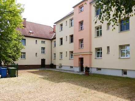 Kleine Wohnanlage in der Bauhausstadt
