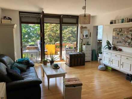 Sonnige 2 Zimmer-Single Wohnung zentral in Karlsfeld