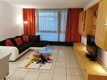 Exklusive und gepflegte möblierte 2-Zimmer-Wohnung mit Einbauküche in Düsseldorf Derendorf