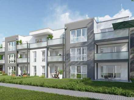** Baufeld 10 - 3-Zimmer Wohnung mit Balkon inkl. Smart Home System u.v.m.**