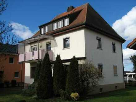 Wohnen und/oder arbeiten auf zwei Etagen vor den Toren Bambergs