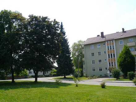 kleine 3-Zimmerwohnung mit Balkon in Hirschzell