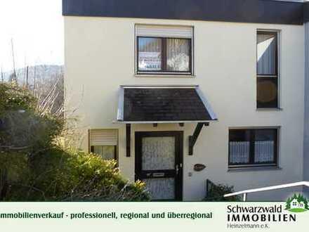 Gepflegtes Einfamilienhaus in schöner Lage in 72275 Alpirsbach