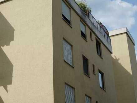 Zentral gelegene Eigentumswohnung in Weinheim - 4 ZKB - hell und ruhig