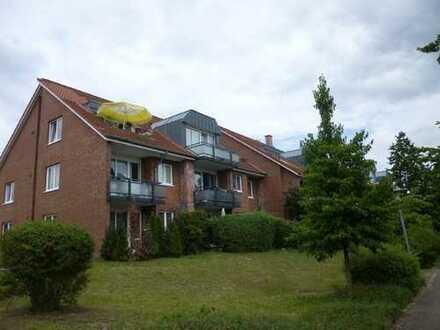 Nur mit WBS - Helle 3 Zi.-Whg. mit Terrasse im Herzen von Adendorf