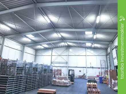 +++Werkstatt-/ Lagerfläche mit ca. 4000 m² in Weida (Nähe A4/A9) direkt am Hermsdorf Kreuz+++