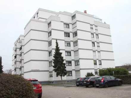 Attraktive 3-Zimmer-Wohnung mit Balkon und Einbauküche in Leimen