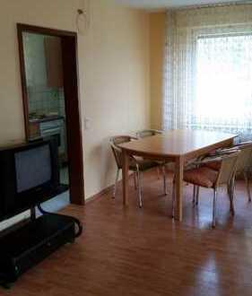 Möblierte 1 Zimmer Wohnung mit großer Terrasse