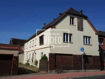 17309 Zerrenthin / Arbeiten und wohnen unter einem Dach? Platz ist da!
