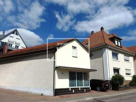 ++ Attraktives Angebot...3 Familienhaus + Nebengebäude mit verschiedenen Nutzungsmöglichkeiten++