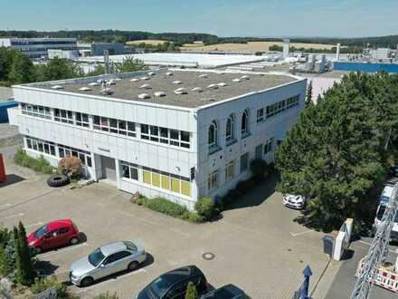 Büro-/Betriebsgebäude in Höchberg mit Top- Rendite!