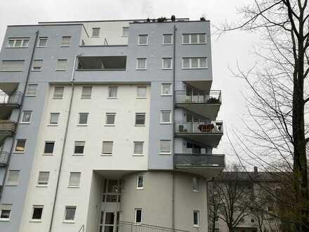 Exklusive, gepflegte 3-Zimmer-Wohnung mit Balkon und Einbauküche in Karlsruhe Durlach-Aue