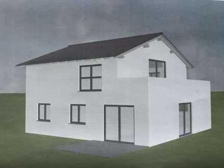 Neubau! 2-Fam.-Haus als Ausbauhaus in ruhiger Lage am beliebten Weinberg!
