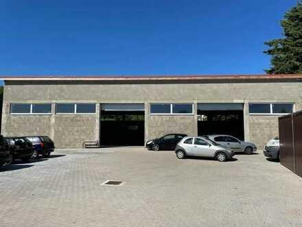 EUPORA® Immobilien: Gewerbehalle in Kirchheimbolanden
