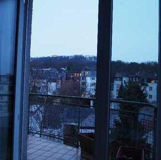 Schöne 2-Zimmer-Wohnung mit Balkon Nähe Pontstraße.