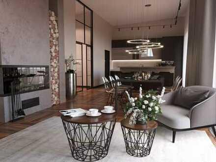 Wohntraum: Elegante Penthouse Wohnung in Hafennähe mit großer Terrasse *Provisionsfrei*