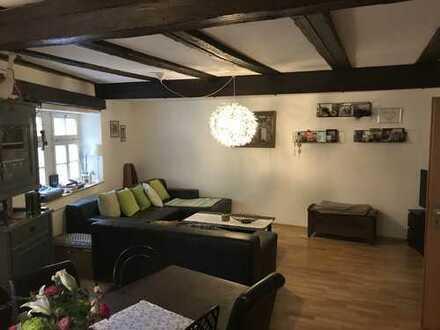 Top Lage Schöne 2,5-Zimmer-Maisonette-Wohnung mit Balkon in Bad Wimpfen