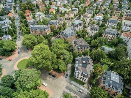 Attraktives Wohnungspaket mit 5 Wohnungen in Dresden-Striesen