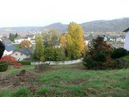 Baugrundstück mit Rheinblick - provisionsfrei