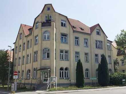 Renditeobjekt Altersgerechte 2-Raum Wohnung in Freiberg mit Wintergarten, Balkon, Aufzug