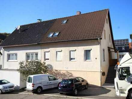 Wohnhaus mit drei vermieteten Wohnungen in Albstadt-Tailfingen