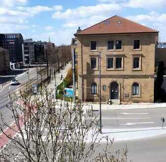 4 Zimmer-Wohnung mit Balkon am BUGA Gelände