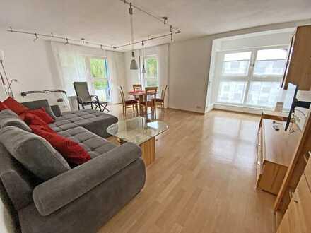 6422 - Möblierte 2-Zimmerwohnung mit Balkon nahe der Pfinz - Ideal auch für Pendler!