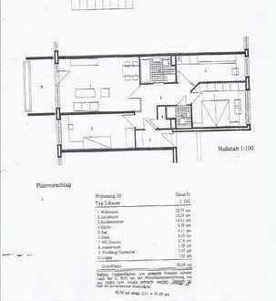 Schöne drei Zimmer Wohnung in Hamburg, Hamm-Nord