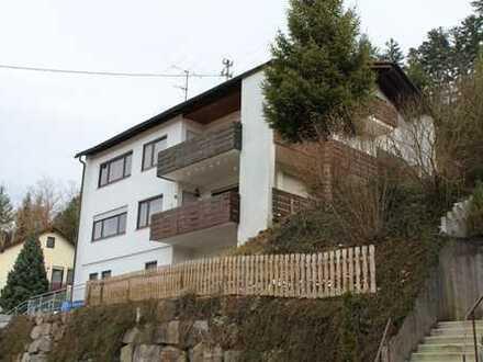 Mehrfamilienhaus in sonniger Hanglage