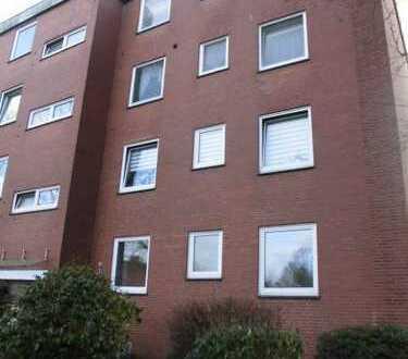 Gepflegte 4-Zimmer-Erdgeschosswohnung mit großzügiger Loggia in Bremen. Keine Maklergebühren !