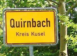 Quirnbach-Liebsthal ! Voll erschlossener Bauplatz in Südlage für Ihr neues Zuhause oder