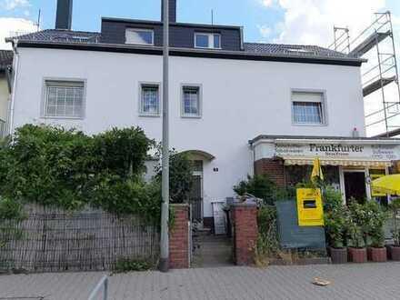 3-Familienhaus mit kl. Gewerbeeinheit + div. Möglichkeiten des Umbaus in ruhiger Lage!!!
