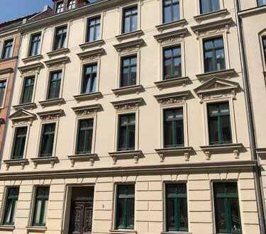 schöne 2-Raum-Dachgeschoss-Wohnung nähe Palmengarten