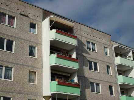 Sonnenverwöhnte Balkonwohnung mit grünem Ausblick