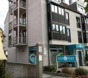 Freundliche, großzügige 3-Zimmer-Wohnung zur Miete in Neusäß