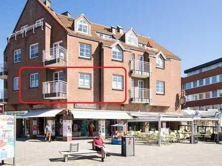 Schöne 2 Zimmer City-Wohnung in zentraler Lage Westerland!